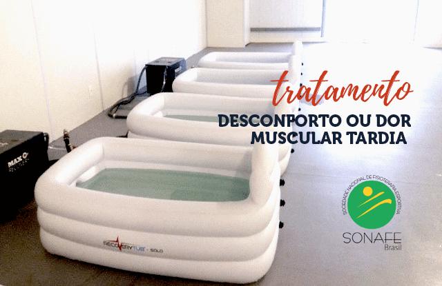 O uso da Crioimersão para diminuir a dor muscular tardia do atleta
